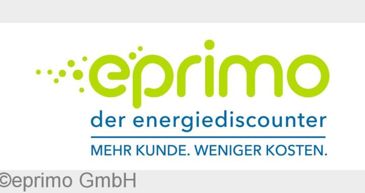 eprimo ist die Nummer eins unter den Energieversorgern
