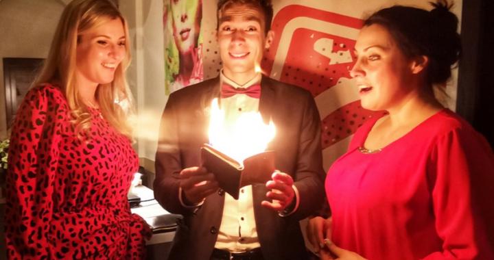 Magische Highlights auf dem siebten Markencamp