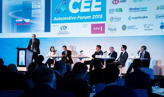 Die bedeutendste regionale Veranstaltung der Automobilindustrie, das 6. CEE Automotive Forum, zieht nach Budapest um