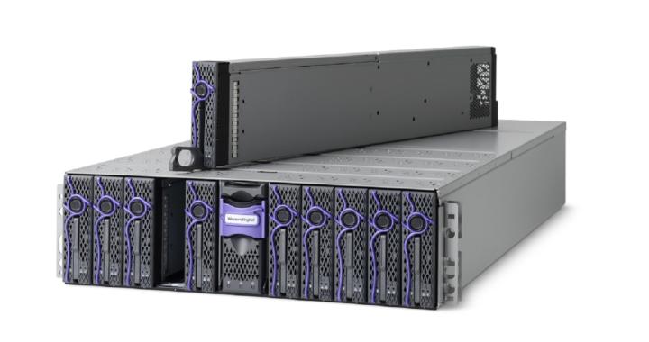 Western Digital stellt die schnellste NVMe-oF™ Open Composable Plattform für Shared Accelerated Storage vor