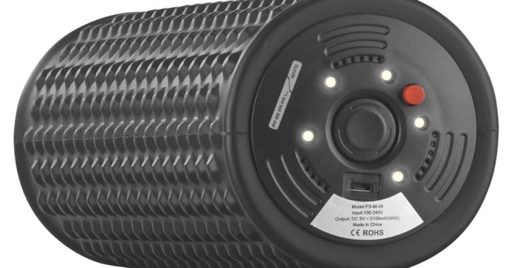 PEARL sports Elektrische Faszienrolle mit Vibration