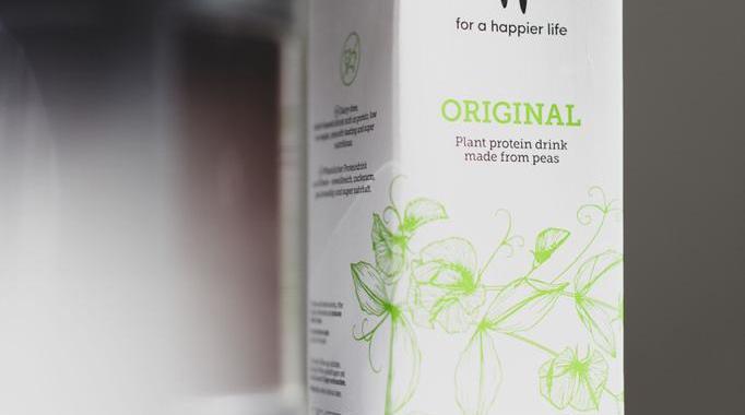 Happea – neue vegane Milchalternative jetzt erhältlich