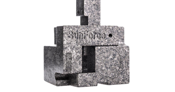 SunForce™ m-PPE Particle Foam: Asahi Kasei Introduces Newly Developed Lightweight Material for Increased Efficiency of Electric Vehicle Batteries