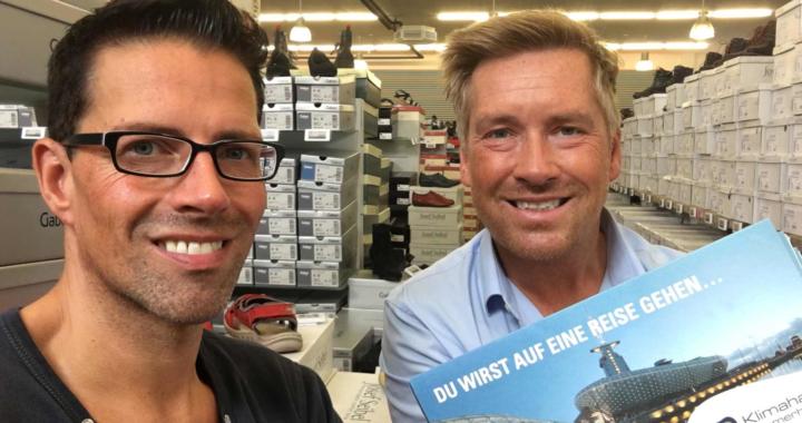 XL-Schuhhändler schuhplus verlost Freikarten für Klimahaus Bremerhaven