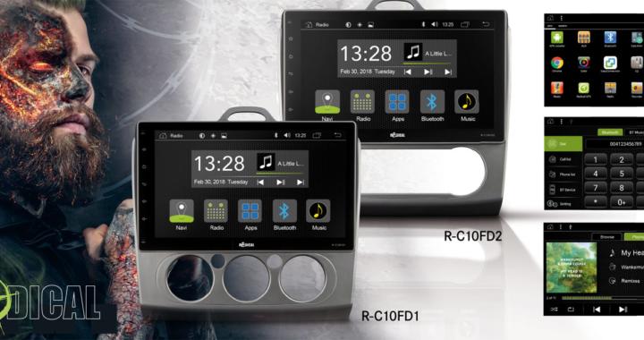 Smarte Vernetzer – RADICALs neue Infotainer für Ford