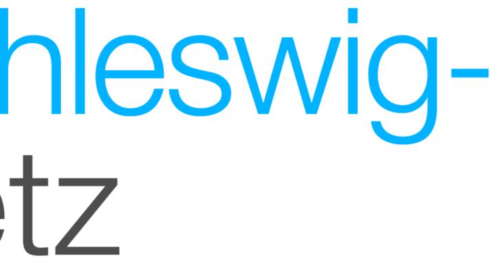 Schleswig-Holstein Netz sichert Gasversorgung von 26.000 Netzkunden