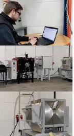 Arnold Schröder Industrieöfen GmbH stell sein neues Technikum für Wärmebehandlungen vor…