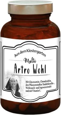 Multi Artro Wohl – Helfen mit den Kräutern der Natur