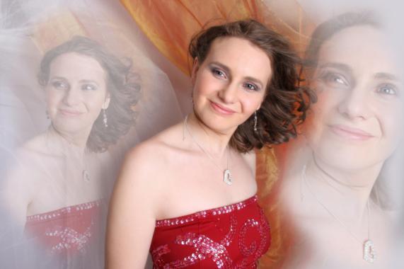 Sängerin und Buchautorin Liliane Scharf geht neue Wege
