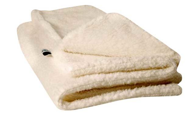 Kuscheldecke im Lamm Design – hochwertige, softe Haptik
