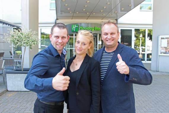 Holiday Inn Lübeck: Neue Wege für Events gehen – Direktor Christian Schmidt vollendet neue Infrastruktur mit umfangreichen Investitionen