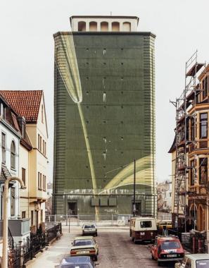 Boris Becker – Hochbunker. Photographien von Architekturen und Artefakten