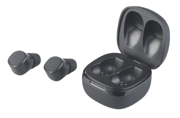 auvisio In-Ear-Stereo-Headset IHS-670 mit Bluetooth 5.0