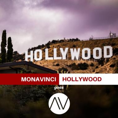 MONAVINCI im kommenden Hollywood Film!