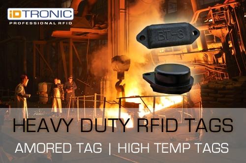 iDTRONICs neue Heavy Duty Tags