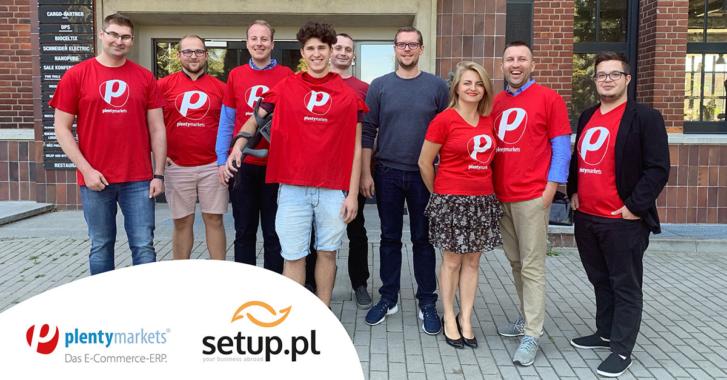 plentymarkets expandiert in den polnischen E-Commerce-Markt