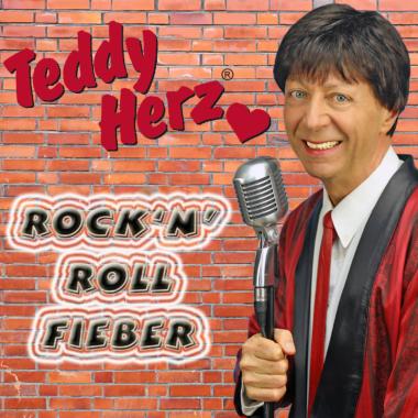 """Neue Single von Teddy Herz: """"Rock'n'Roll Fieber"""" auf Reuthers Records"""