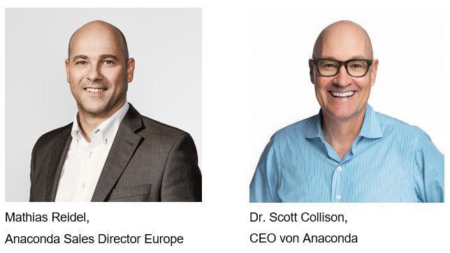 BIG DATA MINDS: Anaconda Inc. zu Gast auf Deutschlands größtem Datability-Event