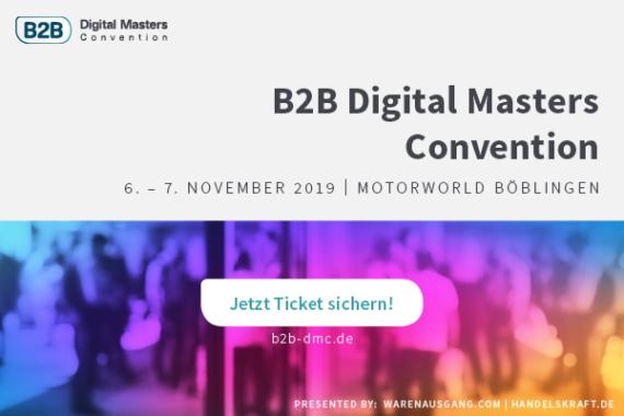 B2B Digital Masters Convention