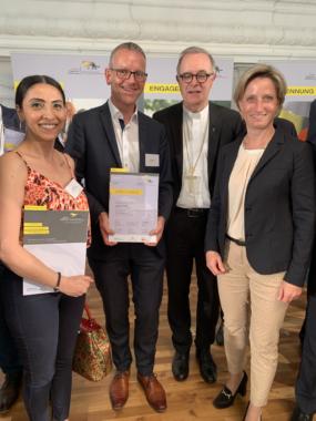 """APROS Consulting und Services Reutlingen – """"Ausgezeichnet"""" für soziales Engagement und CSR Strategie"""