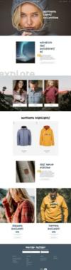 So sieht der neue Shop der Outdoor-Lifestyle Marke Elkline aus