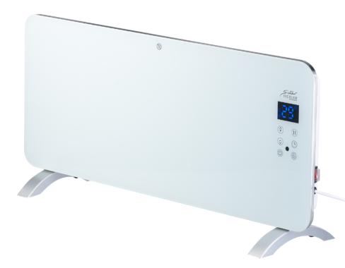 Sichler Haushaltsgeräte Konvektor-Heizung EHZ-2100