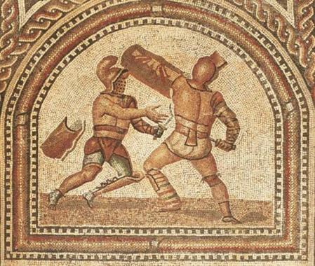 Studienfahrt des VolksBildungsVereins Hofheim: Auf den Spuren der Römer