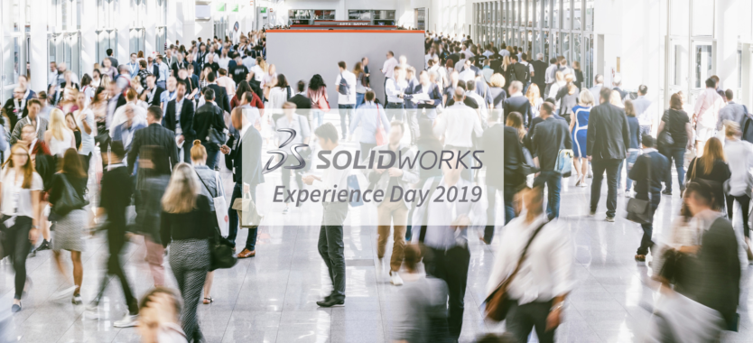 Lino GmbH auf dem SOLIDWORKS Experience Day 2019