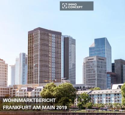 Immobilien Frankfurt: Neue Studie vergleicht Wohnkosten und Einkommen