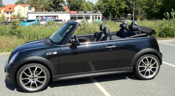 SmartTOP Verdecksteuerung für BMW Z4 und Mini mit zahlreichen neuen Funktionen