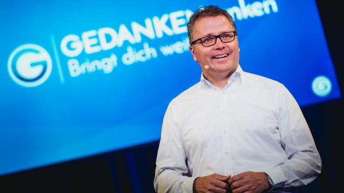 Mut zur Veränderung mit Rainer Krumm