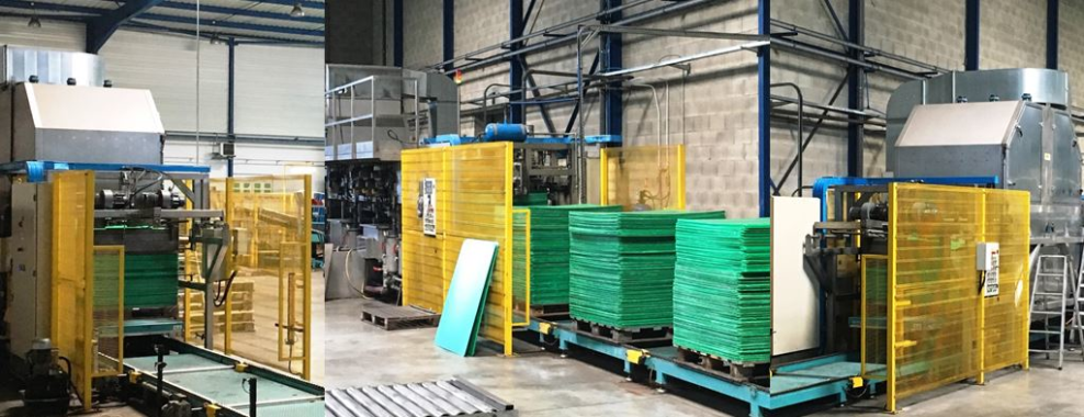 Cartonplast Group has successfully completed ISO 22000 and ISO 9001 certification at its French location in Dagneux