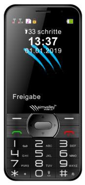 simvalley MOBILE Komforthandy XL-932.gp, Garantruf GPS