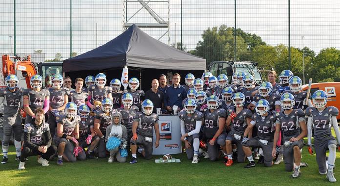 Erfolgreiches Charity-Football-Turnier