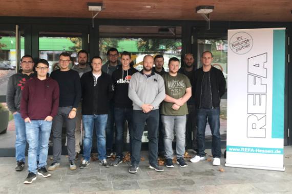 Zweite REFA-Grundausbildung 4.0 in Hessen gestartet
