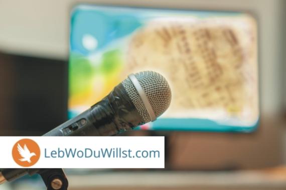 Online-Kongress – Mehr persönliche Freiheit mit LebWoDuWillst