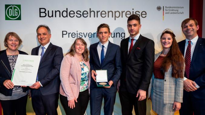 DLG-Bundesweinprämierung 2019: Bundesehrenpreis für Wein- und Sektkellerei Gebrüder Anselmann aus Edesheim (Pfalz)