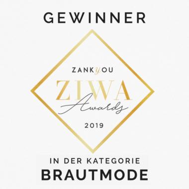 Haus der Braut & Gentleman by Sabine Kuch gewinnt den Zankyou International Wedding Award 2019