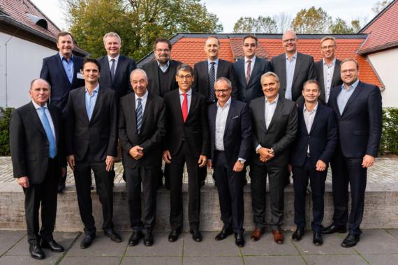 Mitgliederversammlung und neuer Vorstand