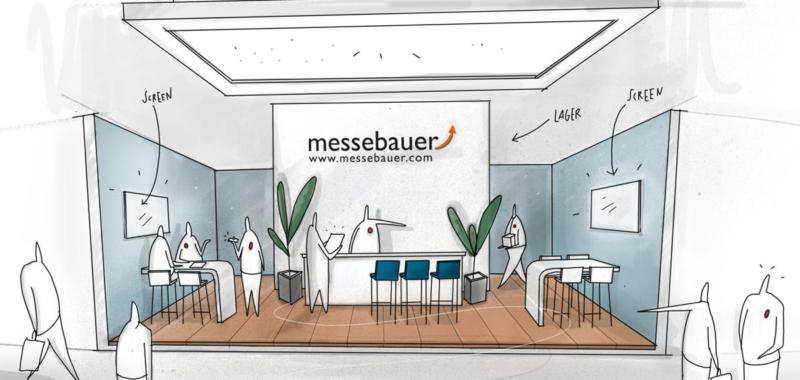 ?Messebauer – WIR machen Messebau!