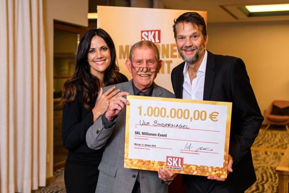 Bettina Zimmermann beschert Nordlicht 1 Million Euro