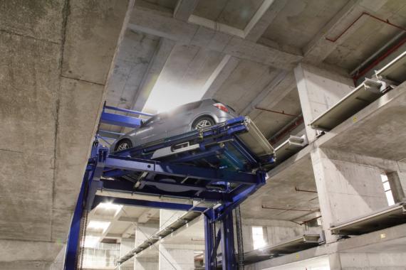 Private Parkhaussysteme präzise planen und ausführen
