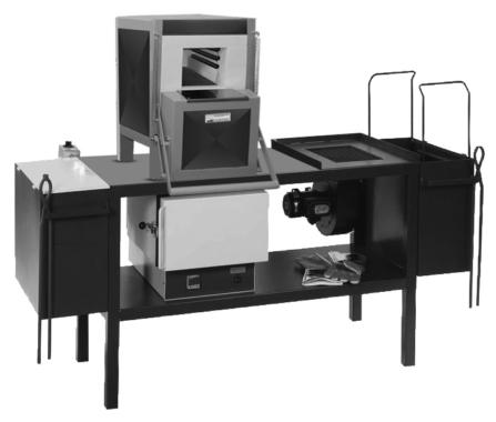 Arnold Schröder Industrieöfen GmbH stellt vor: