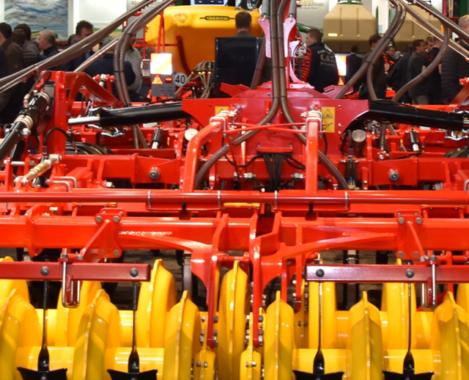 AGRAVIS Raiffeisen AG auf der Agritechnica 2019