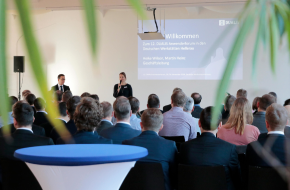 DUALIS lädt zum 13. Anwenderforum: Die richtige Planung für Wertschöpfung in smarten Fabriken