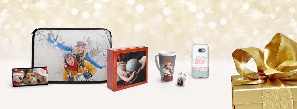 Weihnachten Freude schenken mit Fotogeschenken von fotoCharly