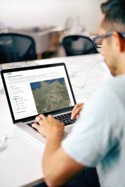 Energiewende: Digitalisierung der Netzauskunft bei E.DIS