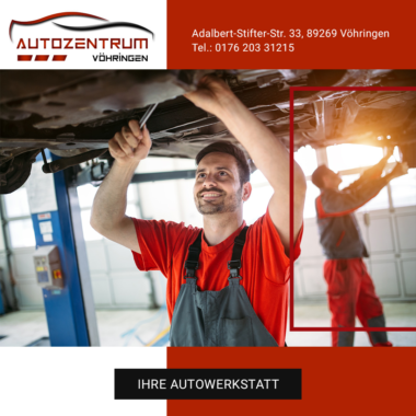 Autozentrum Vöhringen | KFZ-Werkstatt in Vöhringen