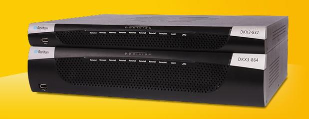 Raritan ist weltweiter Marktführer im Bereich KVM-over-IP-Switche