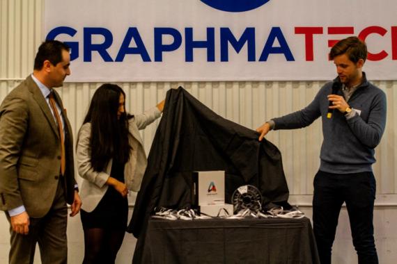 Graphmatech und Add North bringen hochleitfähiges 3D-Druckmaterial Aros Graphene® auf den Markt